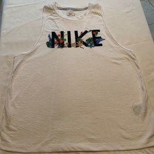 Nike Women's Dri-Fit Tank Top, Medium